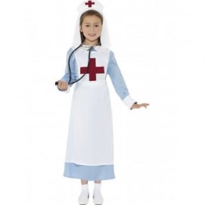Nurse (WW1) - Kids Costume