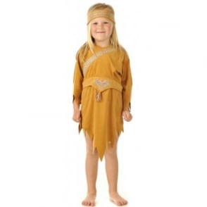 American Indian Girl - Kids Costume