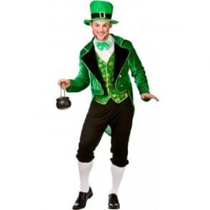 Deluxe Leprechaun - Adult Costume