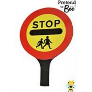 Crossing Patrol Sign - Kids Accessory