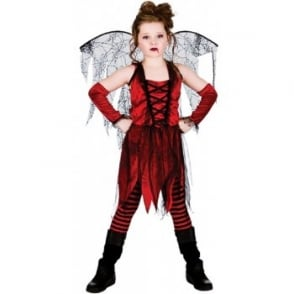 Vampire Fairy - Kids Costume