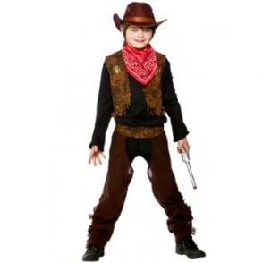 Wild West Cowboy - Kids Costume