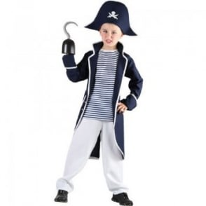 Pirate Captain - Kids Costume