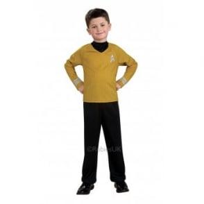 ~ Captain Kirk - Kids Costume