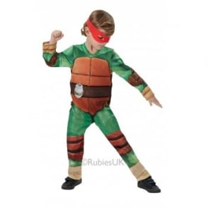 Deluxe Teenage Mutant Ninja Turtles - Kids Costume