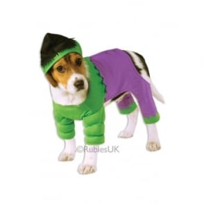 Hulk Dog Costume - Pet Accessory