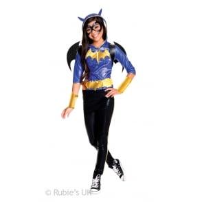 ~ Batgirl Deluxe (DC Comics Superhero) - Kids Costume