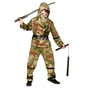 Zombie Ninja - Kids Costume