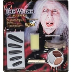 The Witch Makeup Kit - Accessory