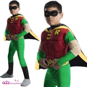 ~ Robin (Muscle Chest) - Kids Costume