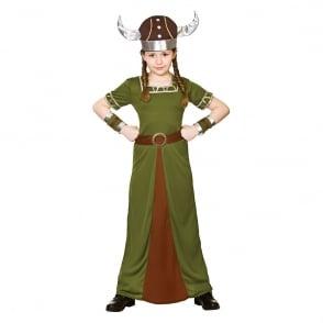 Viking Princess - Kids Costume