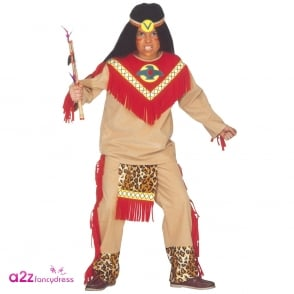 Sitting Bull Indian Chief - Kids Costume