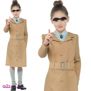 ~ Miss Trunchbull - Kids Costume