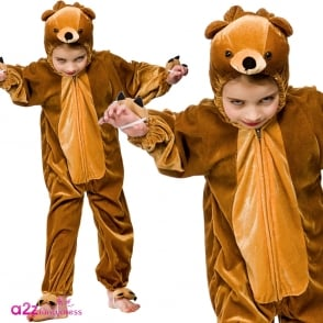 Bear - Kids Costume
