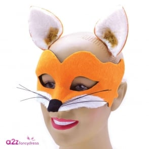 Fox Mask and Ears Set - Accessory