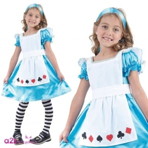 Alice (Sweetie Girl) - Kids Costume