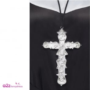 Ornate Cross Pendant - Accessory