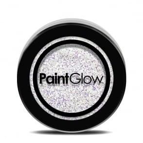 White Loose Glitter - Make-up Accessory