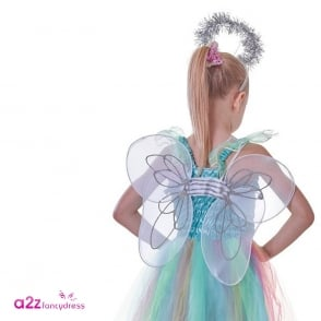 Angel Wings & Halo Set - Kids Accessory
