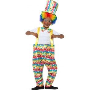 Boy's Clown - Kids Costume