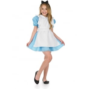 Traditional Alice - Kids Costume