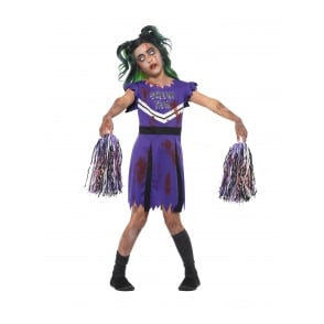 Dark Cheerleader - Kids Costume