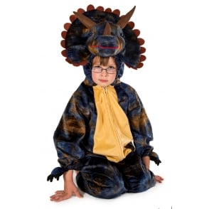 Triceratops ~ Natural History Museum Licensed - Kids Costume