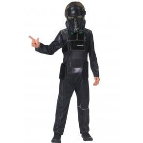 ~ Death Trooper Deluxe - Kids Costume