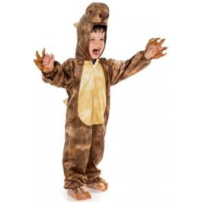 Stegosaurus ~ Natural History Museum Licensed - Kids Costume