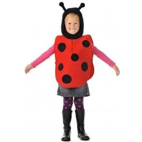 Ladybird Tabard - Kids Costume