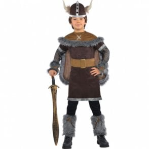 Viking Warrior - Kids Costume