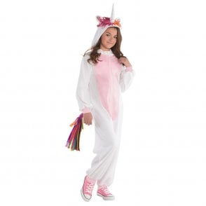 Unicorn Zipster - Teen Costume