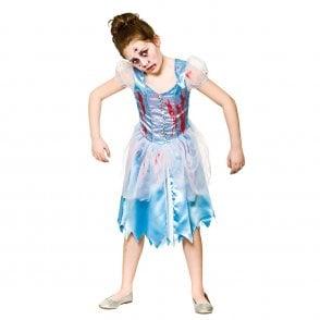 Zombie Cinders - Kids Costume