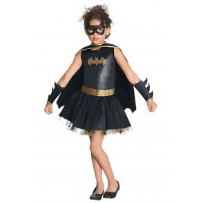 ~ Batgirl Tutu Dress - Kids Costume