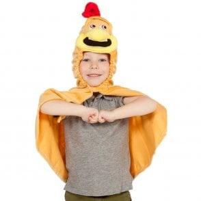 Chicken Cape - Kids Costume