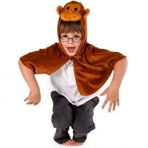 Monkey Cape - Kids Costume