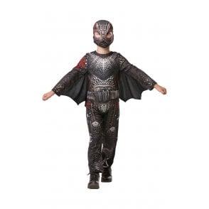 ~ Hidden World ~ Deluxe Hiccup Battlesuit - Kids Costume