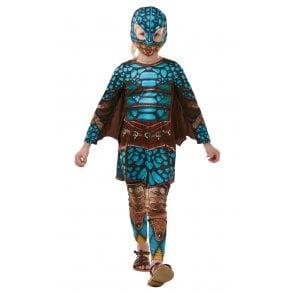~ Hidden World ~ Deluxe Astrid Battlesuit - Kids Costume