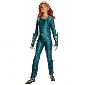 Deluxe Mera (Aquaman) - Kids Costume