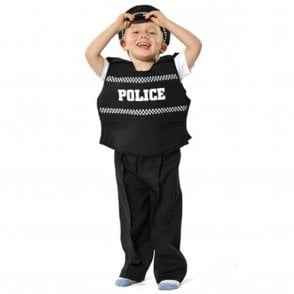 Police Officer - Kids Costume