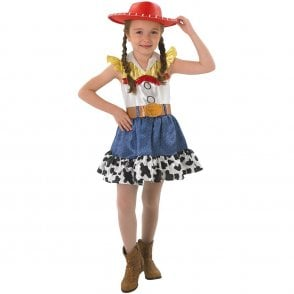 ~ Jessie Dress - Kids Costume