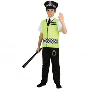 Policeman on Duty - Kids Costume