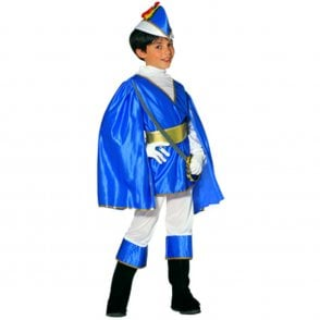 Blue Prince - Kids Costume