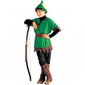 Robin Hood Prince of Thieves - Kids Costume