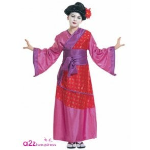 China Girl - Kids Costume