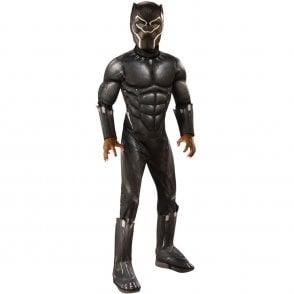 ~ Black Panther Deluxe - 2019 AVENGERS ENDGAME - Kids Costume
