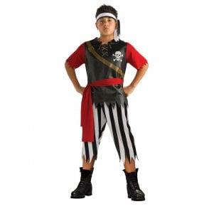Pirate King - Kids Costume