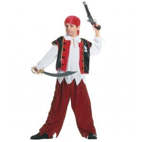 Treasure Island Pirate - Kids Costume