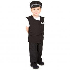 Police Officer - Kids Costume