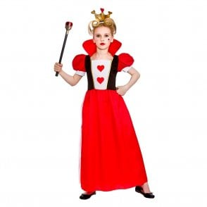 Storybook Queen - Kids Costume